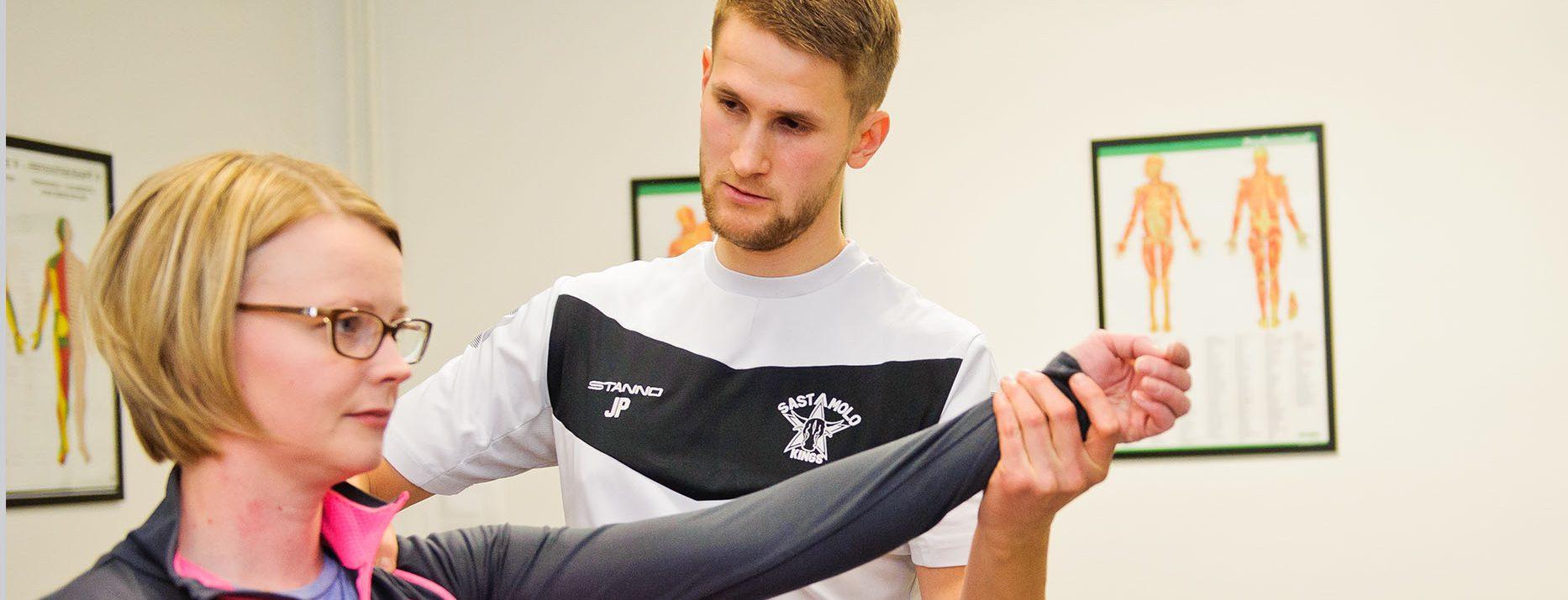 Useimpiin olkapääkipuihin fysioterapia on tehokkain hoito